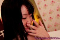 Asian teen cocksucking